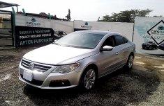 Nigeria Used Volkswagen Passat 2009 Model Silver