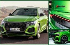 Same top speed but lower price, can 2020 Audi RS Q8 defeat Lamborghini Urus?
