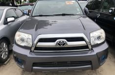 Foreign Used Toyota 4Runner 2008 Model Jeep