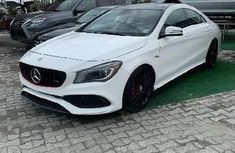 Super Clean Foreign used 2017 Mercedes-Benz CLA-Class