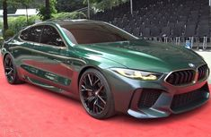 2020 BMW M8 Gran Coupe First Edition premiered at LA Auto Show