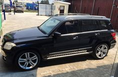 Very Clean Nigerian used Mercedes-Benz GLK 2010