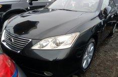 Very Clean Foreign used Lexus ES 2009