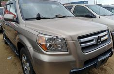 Very Clean Foreign used Honda Pilot 2007