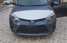 Neat Foreign used 2014 Toyota Corolla
