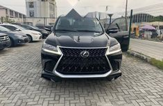 Very Clean Foreign used Lexus LX 2017