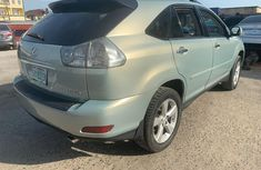 Very Clean and Sound Nigerian used Lexus 2006 Rx350