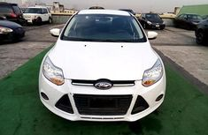 Nigeria Used Ford Focus 2014 Model White