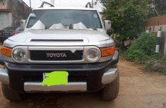 Super Clean Nigerian used 2007 Toyota FJ CRUISER