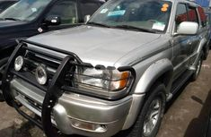 Super Clean Foreign used 2000 Toyota 4-Runner