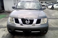 Nigeria Used Nissan Pathfinder 2005 Model Gray