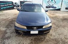 Super Clean Nigerian used Peugeot 406 2001