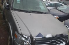 Nigeria Used Ford Explorer 2008 Model Silver