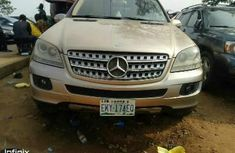 Super Clean Nigerian used 2010 Mercedes-Benz ML350