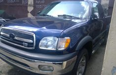 Neat Foreign used Toyota Tundra 2002