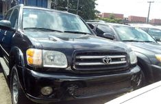 Very Clean Foreign used Toyota Sequoia 2004