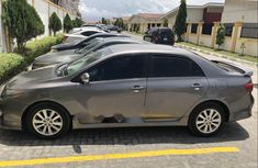 Very Clean Nigerian used Toyota Corolla 2008