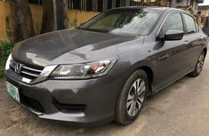 Very Clean Nigerian used Honda Accord 2015