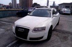 Nigeria Used Audi A6 2008 Model White