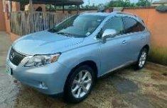 Very Clean Nigerian used 2011 Lexus RX