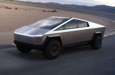 Features of the alien-looking Tesla CyberTruck & its awkward window failure