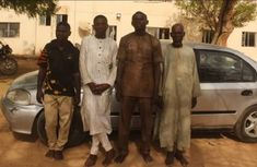 Kano police arrests car snatching syndicate in Sabon Gari Area