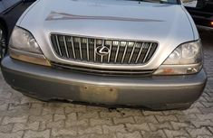 Super Clean Nigerian used  Lexus RX 2000