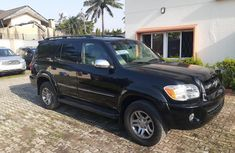 Super Clean Foreign used Toyota Sequoia 2007