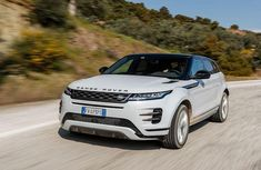 Range Rover Evoque wins Women's Best SUV award 2019