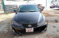 Super Clean Nigerian used 2008 Lexus IS
