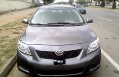 Super Clean Nigerian used Toyota Corolla 2010