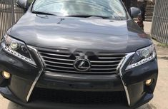 Very Clean Foreign used Lexus RX 2013