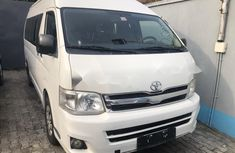 Super Clean Foreign used 2013 Toyota HiAce