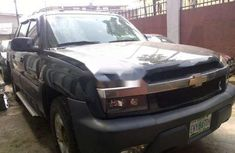 Super Clean Nigerian used 2003 Chevrolet Avalanche