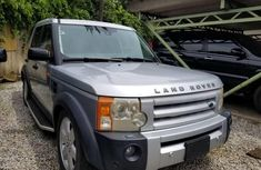 Very Clean Foreign used 2006 Land Rover LR3