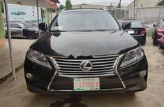 Well Maintained Nigerian used Lexus RX 2013