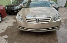 Super Clean Tokunbo Toyota Avalon 2007