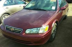 Super Clean Tokunbo 2001 Toyota Camry
