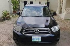 Very Sharp Nigerian used 2008 Toyota Highlander