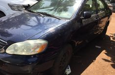 Neat Nigerian used Toyota Corolla for sale 2005
