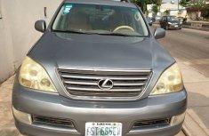 Neat Nigerian used 2004 Lexus GS470