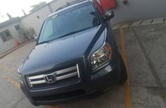 Honda Pilot 2006 Model Foreign Used Gray for Sale