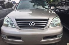 Used Lexus GX 470 2005 Model Tokunbo for Sale