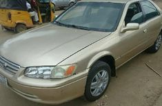 Well Maintained Nigerian used 2001 Toyota Camry