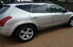 Nigeria Used Nissan Murano 2006 Model Silver