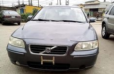 Nigeria Used Volvo S60 2007 Model Black