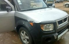 Well Maintained Nigerian used 2004 Honda Element