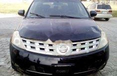 Neat Nigerian Nissan Murano 2004