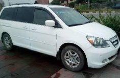 Very Sharp Tokunbo Honda Odyssey 2007