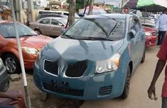 Well Maintained Nigerian used Pontiac Vibe 2006